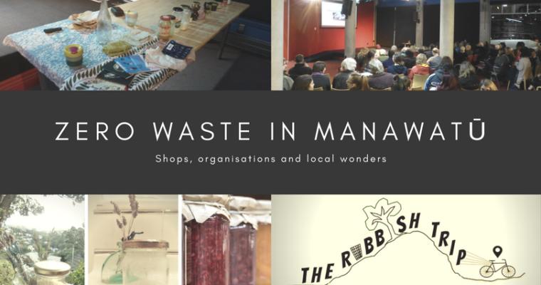 Zero Waste in Manawatū