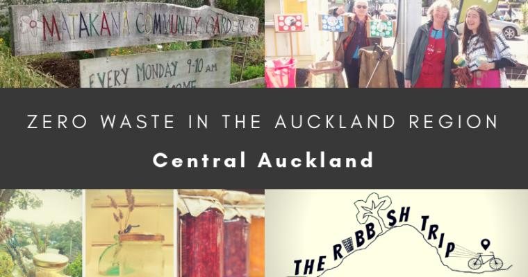 Zero Waste in Central Auckland