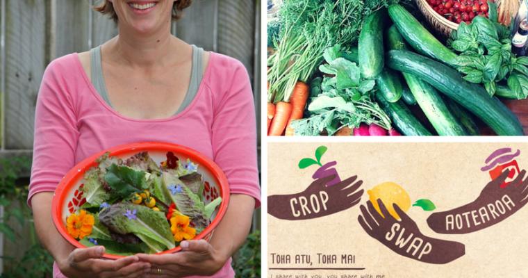 Podcast 10: Franziska von Hunerbein: Crop Swap Aotearoa