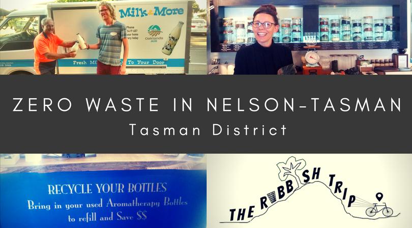 Zero Waste in the Tasman District