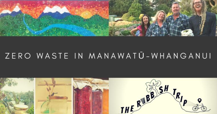 Zero Waste in Manawatū-Whanganui