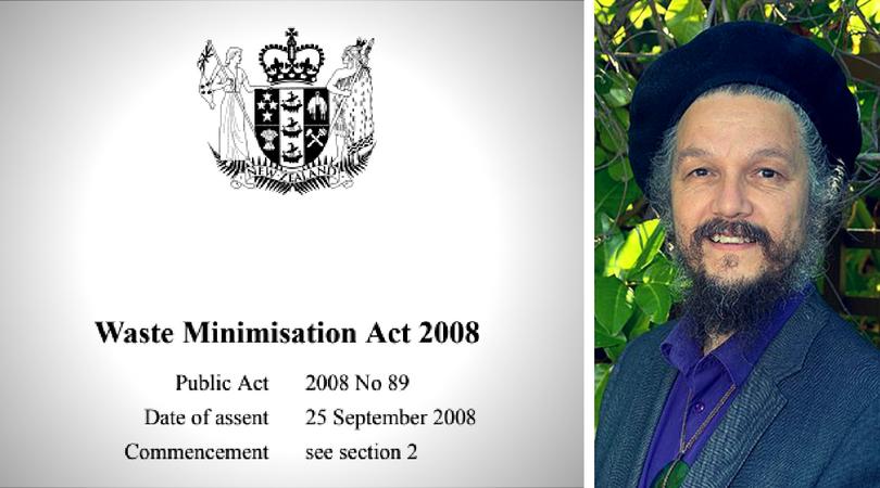 Podcast 5: Nándor Tánczos: The Waste Minimisation Act 2008