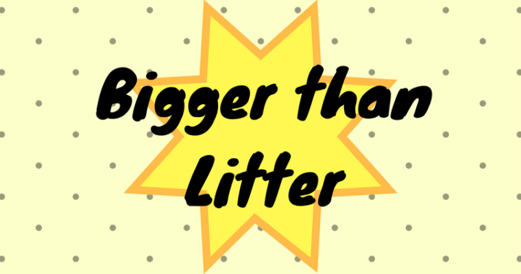 Bigger than Litter