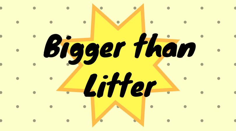 Bigger than Litter