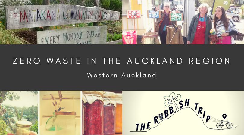 Zero Waste in Western Auckland