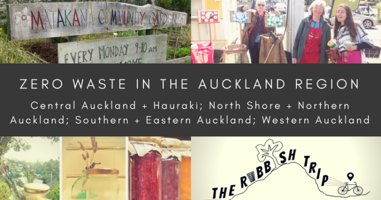 Zero Waste in the Auckland Region