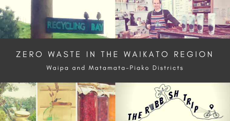 Zero Waste in Waipa and Matamata-Piako