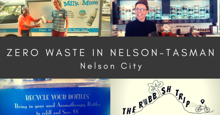 Zero Waste in Nelson City