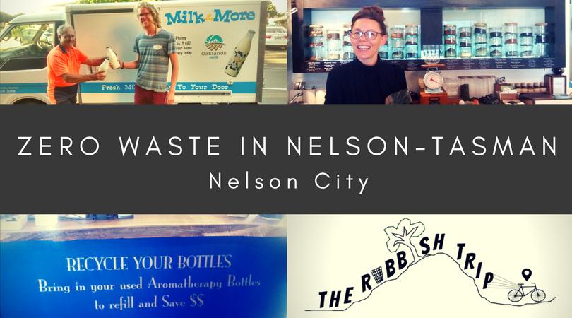 Zero Waste in Nelson City