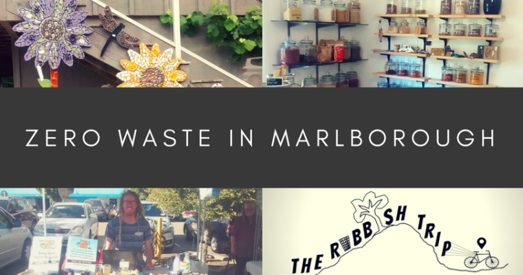 Zero Waste in Marlborough