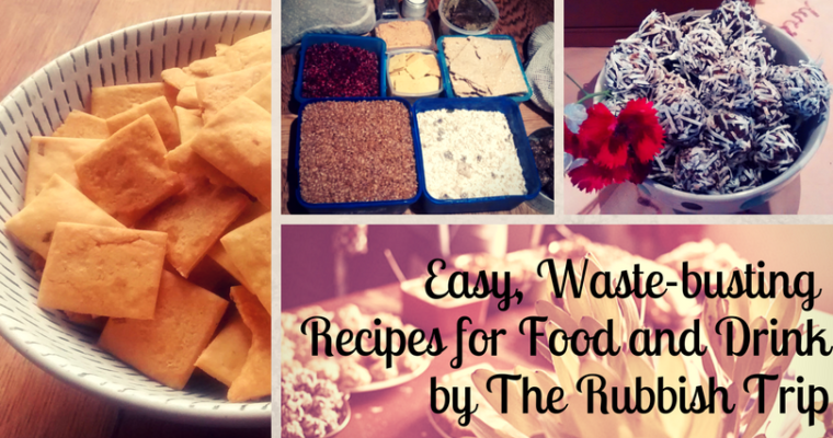 Easy, waste-busting recipes for food and drink