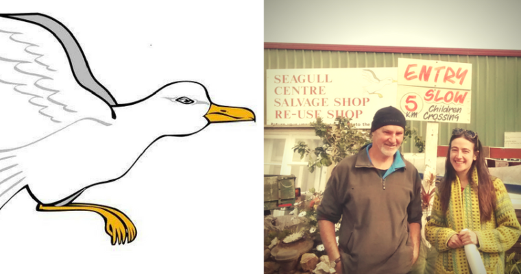 Podcast 13: Rick Brown: Seagull Centre, Thames