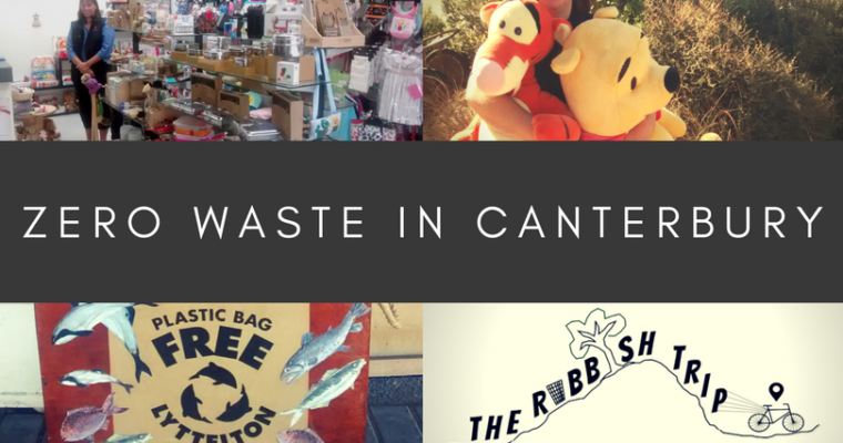 Zero Waste in Canterbury