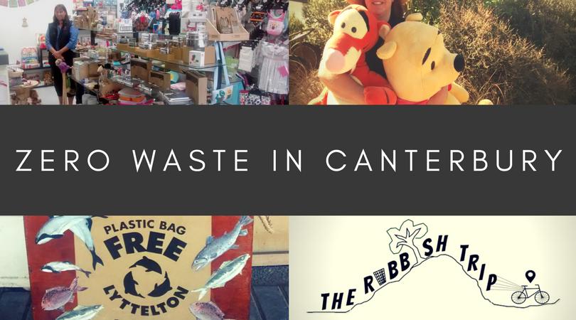 Zero Waste in Canterbury