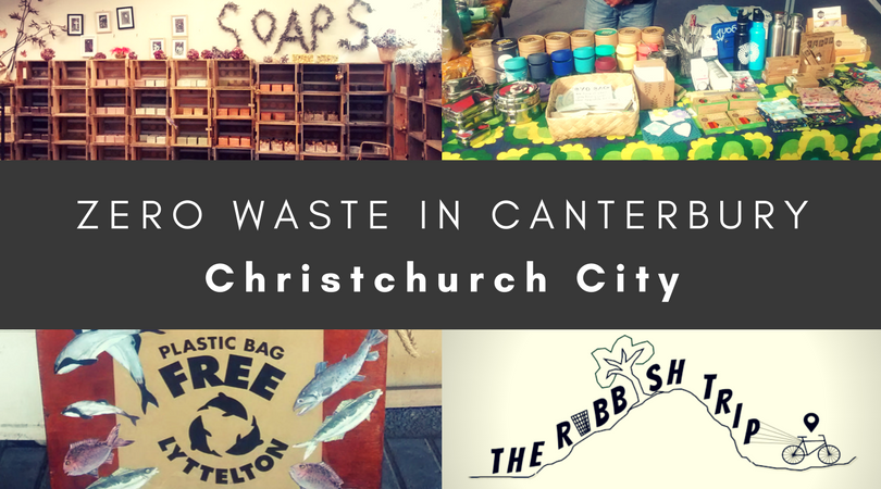 Zero Waste in Christchurch City