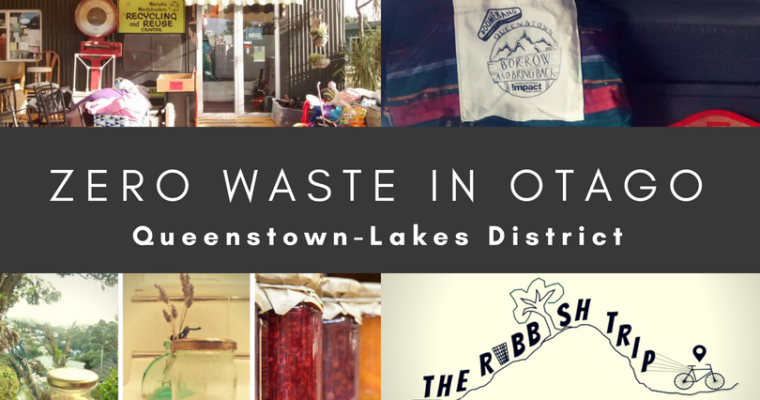 Zero Waste in Queenstown-Lakes District