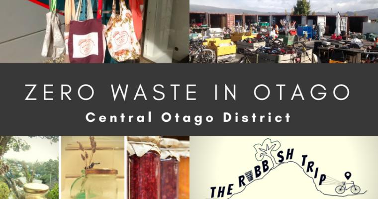 Zero Waste in Central Otago District