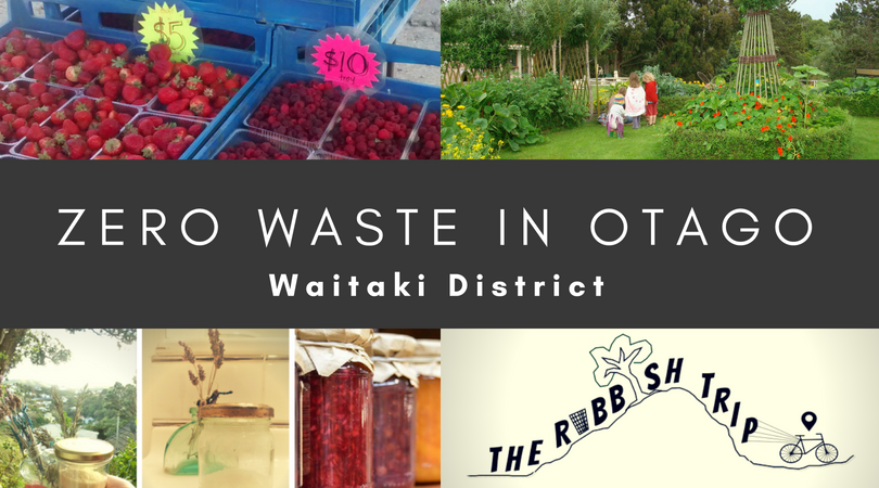 Zero Waste in Waitaki District