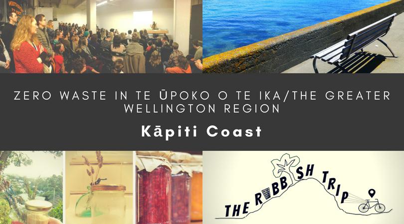 Zero Waste on the Kāpiti Coast
