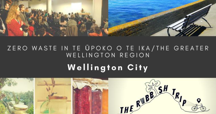 Zero Waste in Wellington City