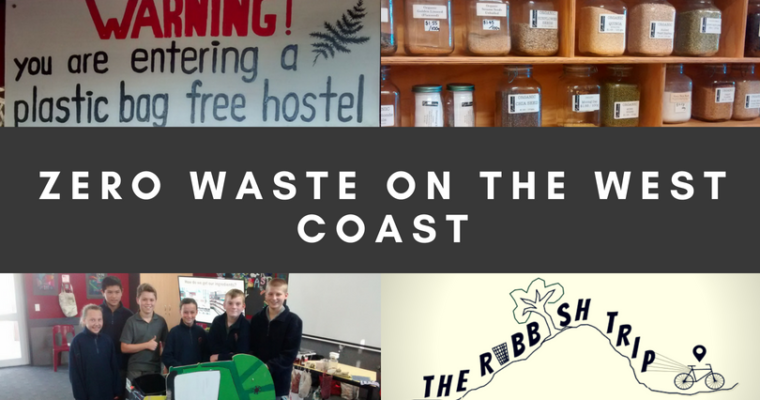 Zero Waste on the West Coast