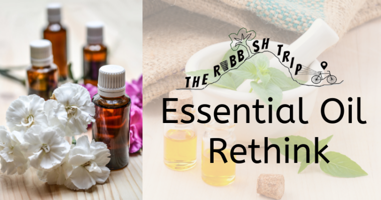 Our Position on Essential Oil Use in Homemade Toiletries