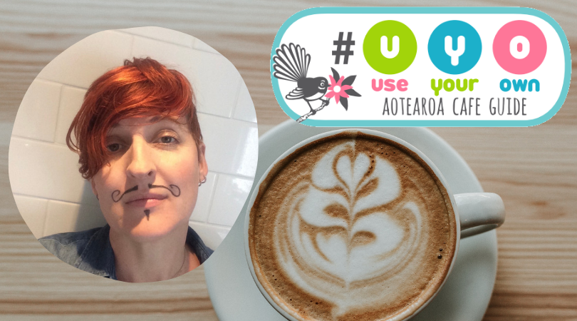 "Podcast 21: Laura ""Kitty"" Cope: UYO Aotearoa Cafe Guide"