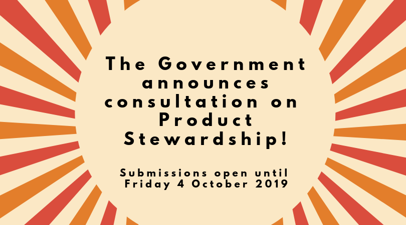 Sh*t Just Got Real! Government Consulting on Product Stewardship
