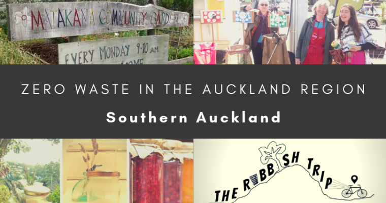 Zero Waste in Southern Auckland