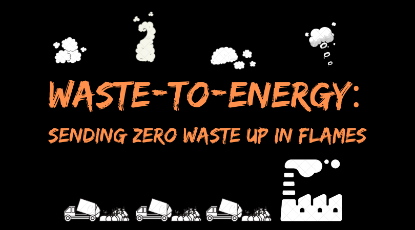 Waste-to-Energy: Sending Zero Waste Up in Flames